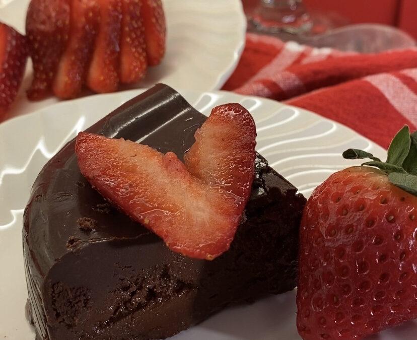 STRAWBERRY SENSATION CHOCOLATE BY SWEET VEGAN