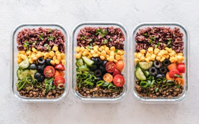 HOW I SIMPLIFY PLANT-BASED MEAL PLANNING & COOKING